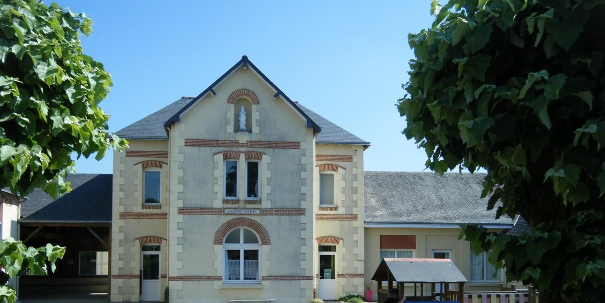 Ecole Sainte Marie de Quelaines